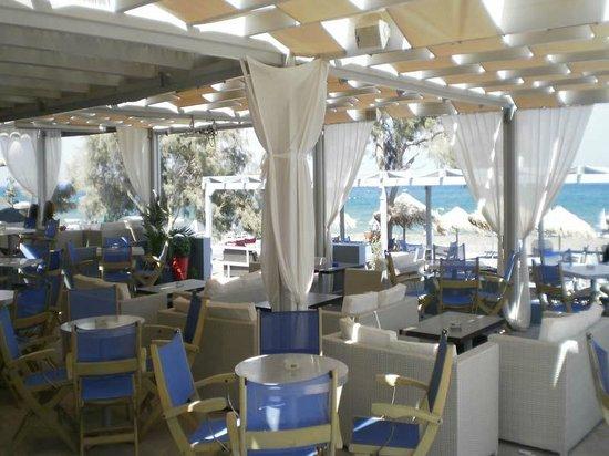 Soul by Splash: Splash Cafe Bar Restaurant Santorini - You can't beat the view!