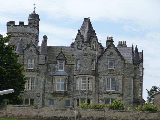 Agnes Blackadder Hall - University of St Andrews: Don't miss the university museum around the corner