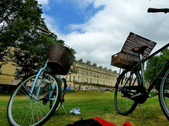 Cycle the City: bicycles in bath