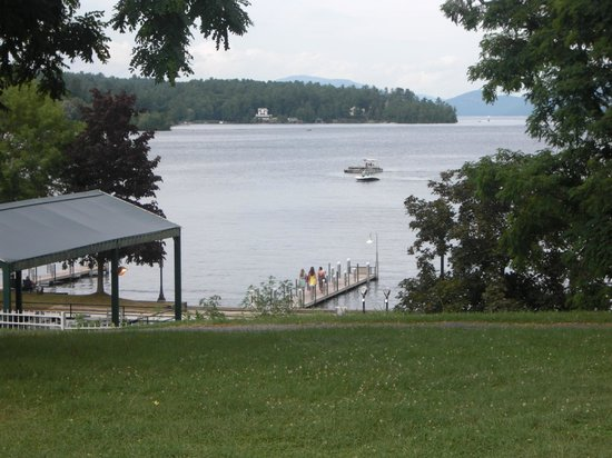 Fort William Henry Hotel and Conference Center: More breathtaking views from Hotel grounds