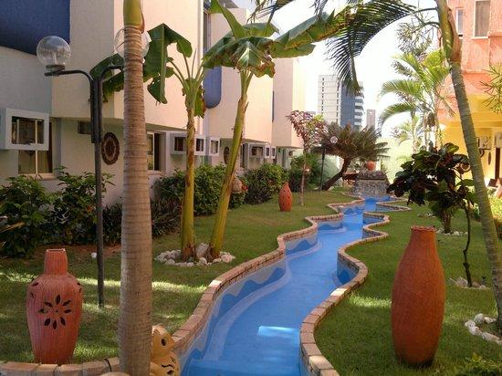 Marbello Ariau Hotel: Jardim