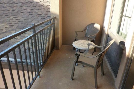 Hampton Inn & Suites Coeur d'Alene: upon arrival - cigarette butt on our patio