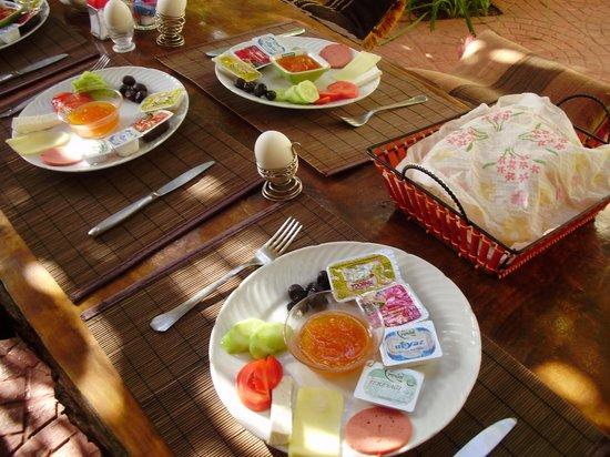 Urgup Inn Cave Hotel: Café-da-manhã