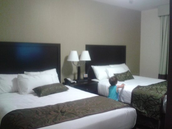 Best Western Pacific Inn : Queen Suite with Kitchen