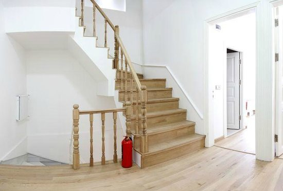 Iskele Boutique Hotel: staircase