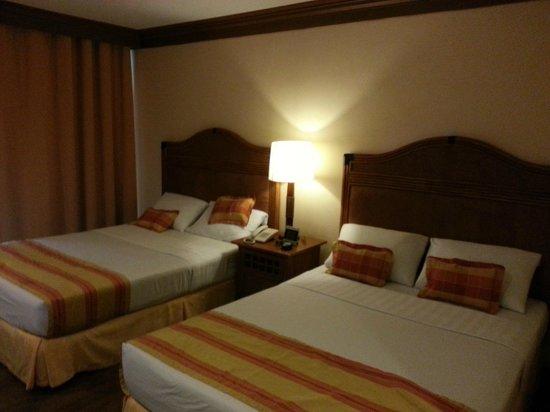 Best Western Boracay Tropics Resort: Comfortable beds