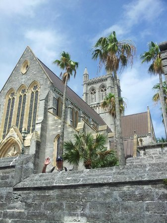 Cathedral of the Most Holy Trinity (Bermuda Cathedral): Cathedral of the Most Holy Trinity