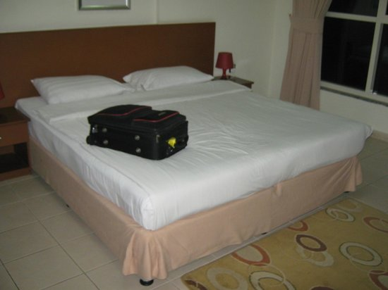 Waterfront Hotel Apartments: Bedroom