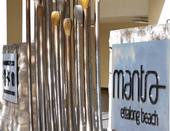 Mantra Ettalong Beach: Front entrance