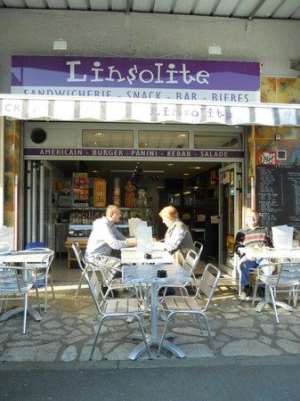 L'insolite : LINSOLITE