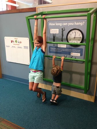 Children's Museum of South Dakota: Great activities for kids of all ages!