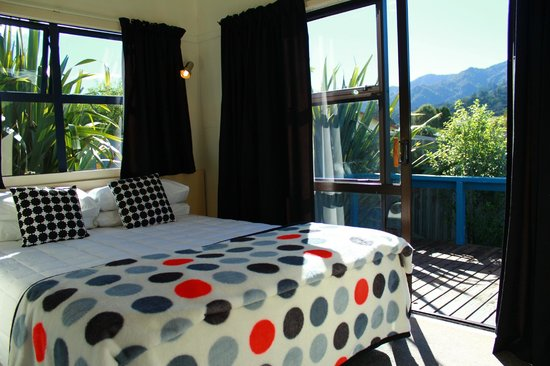 Coromandel TOP 10 Holiday Park: Self Conatined Unit -2 Bedroom Cottage