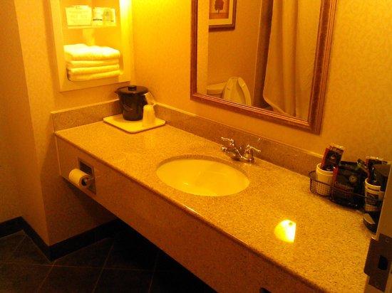 Sleep Inn Bowling Green: Bathroom