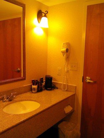 Sleep Inn Bowling Green: Bathroom again again