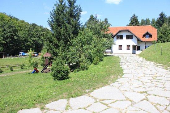 Tourist Farm Frank-Ozmec