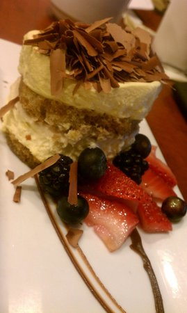 Republic of Texas Bar & Grill : delectable dessert!