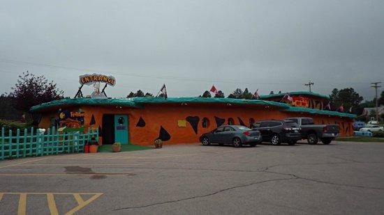 Flinstones Bedrock City: Gift Shop
