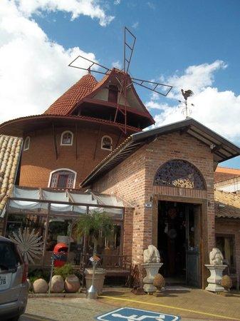 Restaurante Camponesa - O Parmegiana