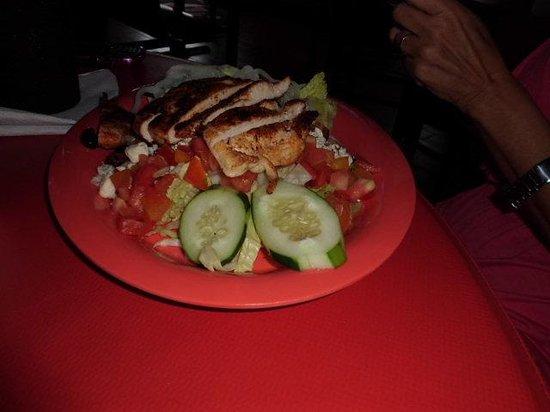 Sand Bar: Cob Salad