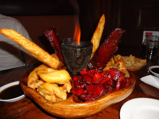 pu pu platter - Picture of Pagoda Inn, North Kingstown - TripAdvisor
