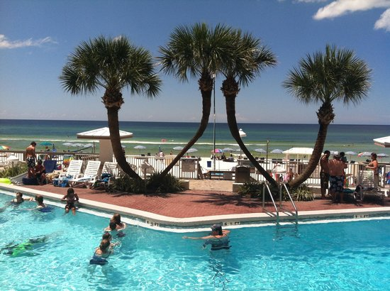 Palmetto Inn & Suites: Great pool!!!