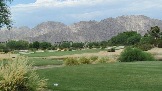 La Quinta-Norman Course : Mountain view