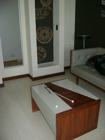 Autentico Hotel : updated rooms