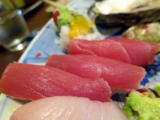 Kaiseki Sushi: .