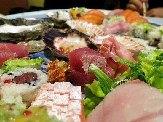 Kaiseki Sushi : .