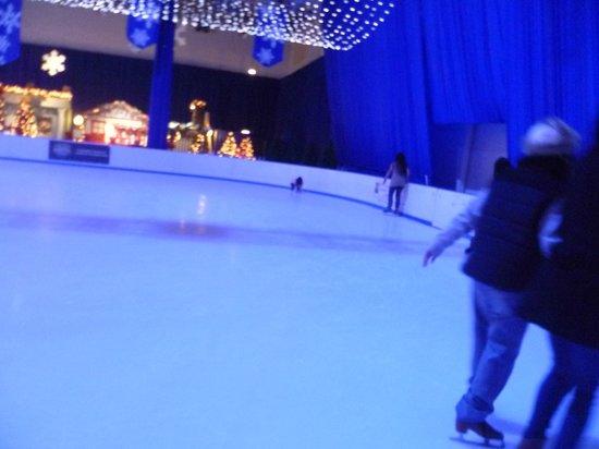 fotografia patinaje sobre hielo: