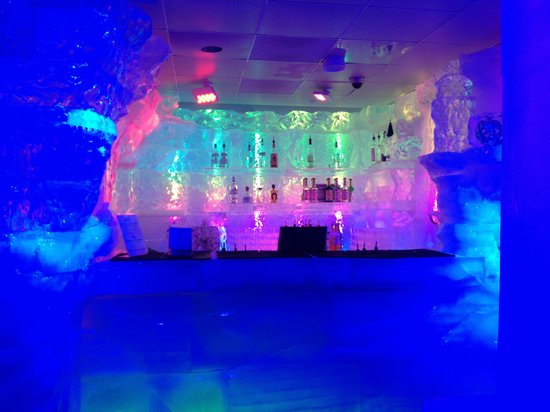 Photo of Nightclub Minus 5 Ice Bar New York NY at 1335 Avenue Of The Americas, New York, NY 10019, United States
