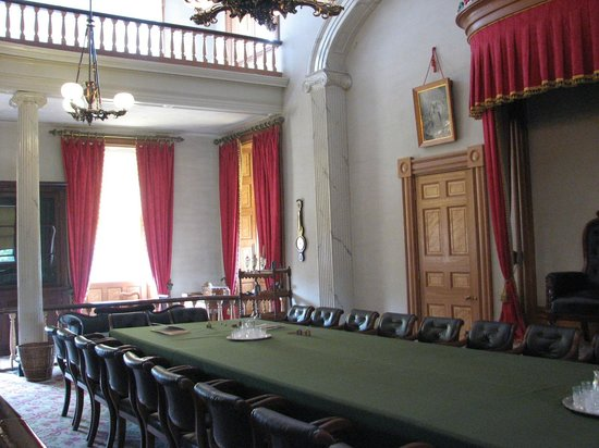 Province House National Historic Site of Canada: The room where confederation happened