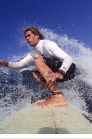 Playa Guiones Surf School: Surf instructor