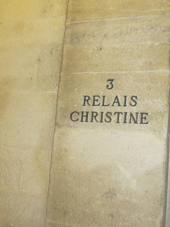 Relais Christine : Up front
