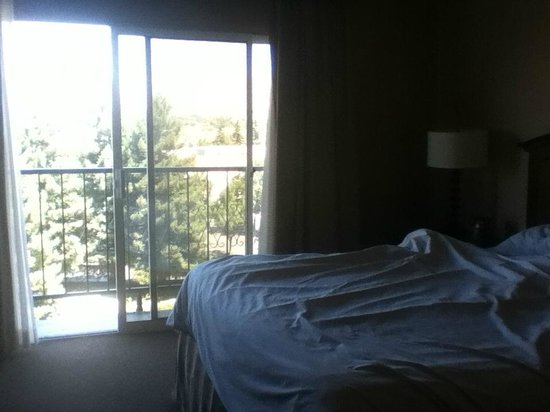 Embassy Suites by Hilton Milpitas Silicon Valley : Room 728 Bedroom