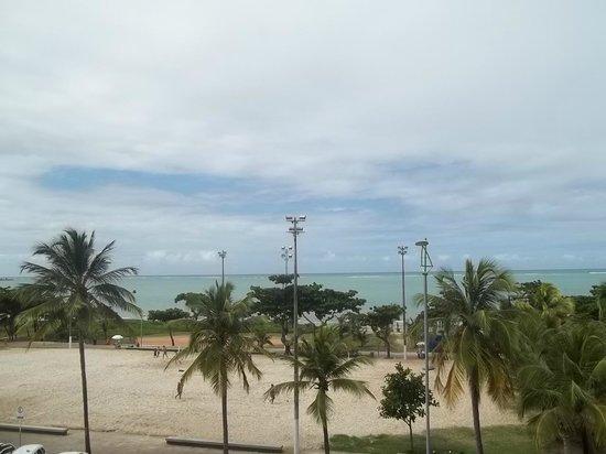 Paraiso das Aguas Hotel: Esta é a vista do quarto que ficamos, maravilhosa né?!