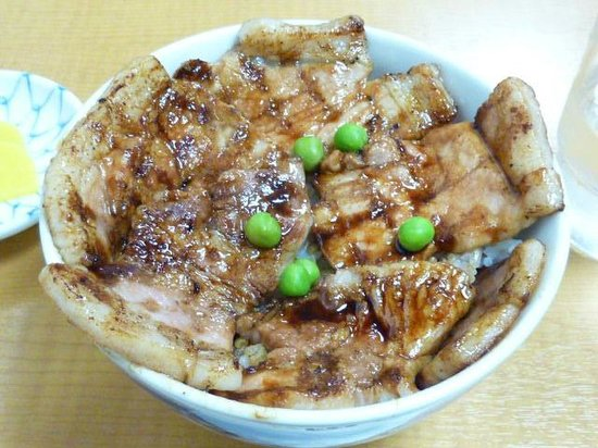 Butadon Pancho : 豚丼