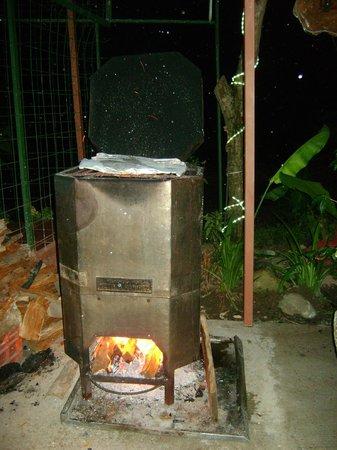 El Arado: fish grill