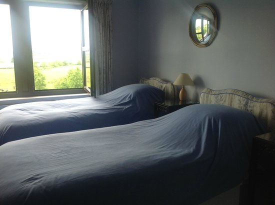 Craigie, UK: Peaceful sleep corner with sweeping view