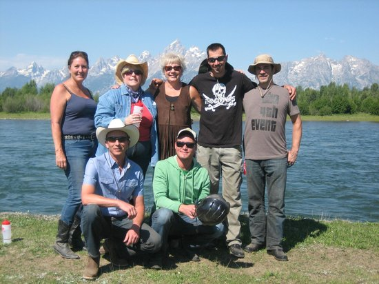 Triangle X Ranch: A stop along the Snake River