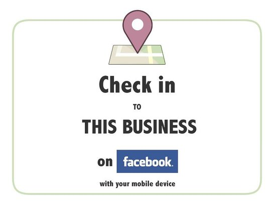 Image result for Facebook 's check-in