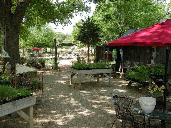 Farm Haus Bistro: Garden Path