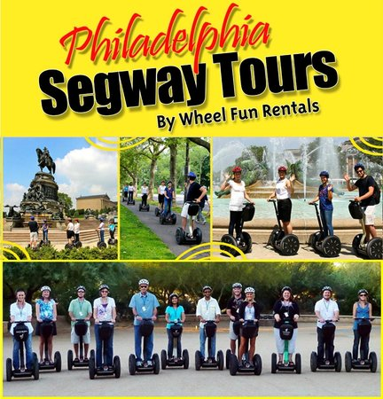 ‪Philadelphia Segway Tours by Wheel Fun Rentals‬