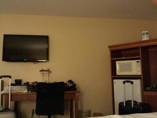 Ramada Springfield North: room