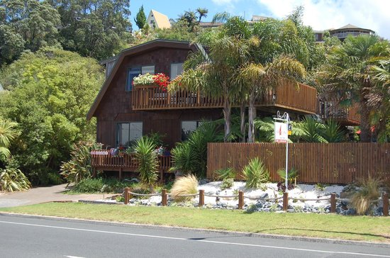 Harbour View Lodge: 4 Star Harbourview Lodge B& B in Tairua
