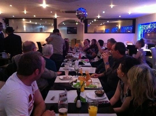 Bangla Lounge: 50th birthday party at the banglalounge !!