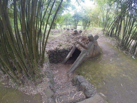Mr. Trung's DMZ Tour: tunnels