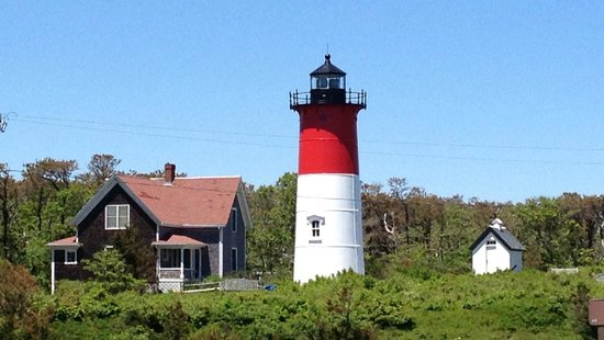 Cape Cod Scenic Tours: Nauset Light