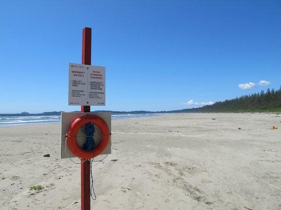 Green Point Campground: Green Point Beach