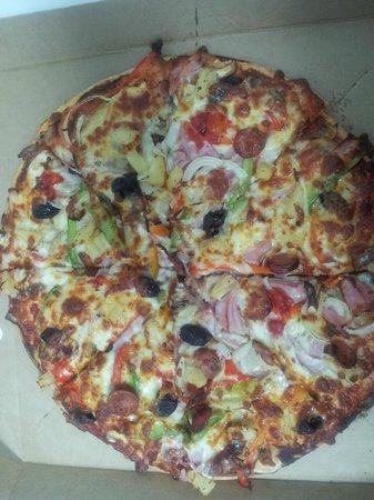 Golden Beach Pizza and Pasta: Supreme